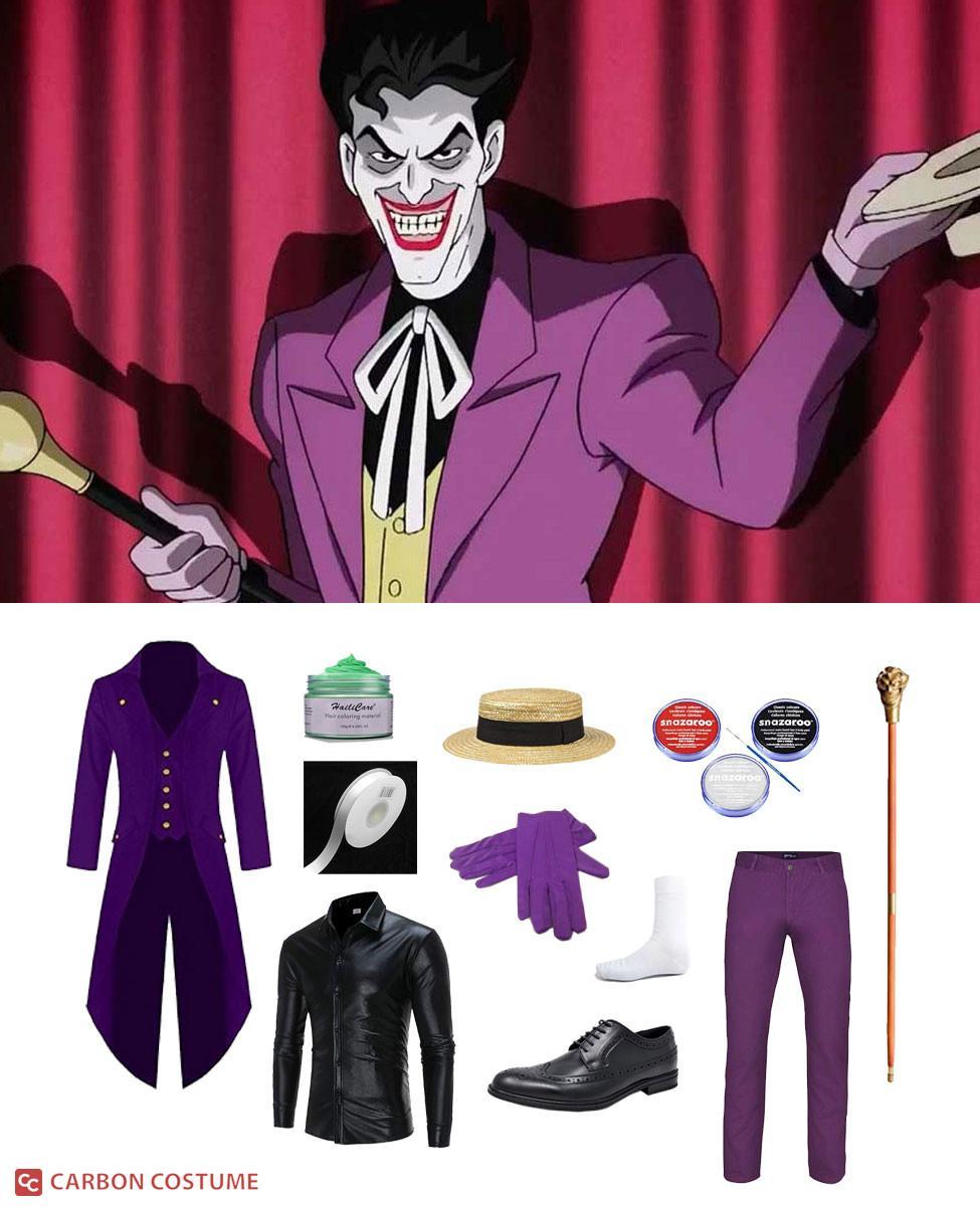 The Joker from Batman: Killing Joke Cosplay Guide