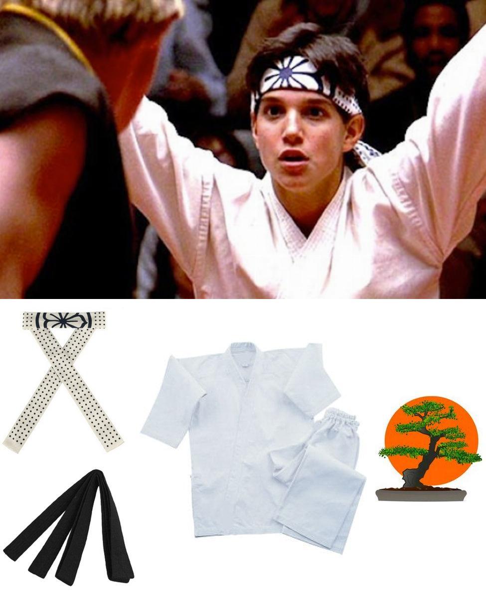 The Karate Kid Cosplay Guide