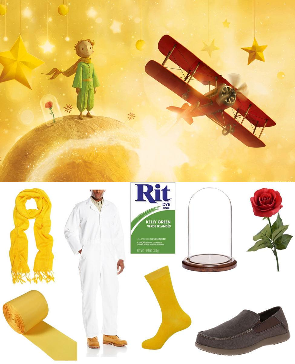 The Little Prince Cosplay Guide