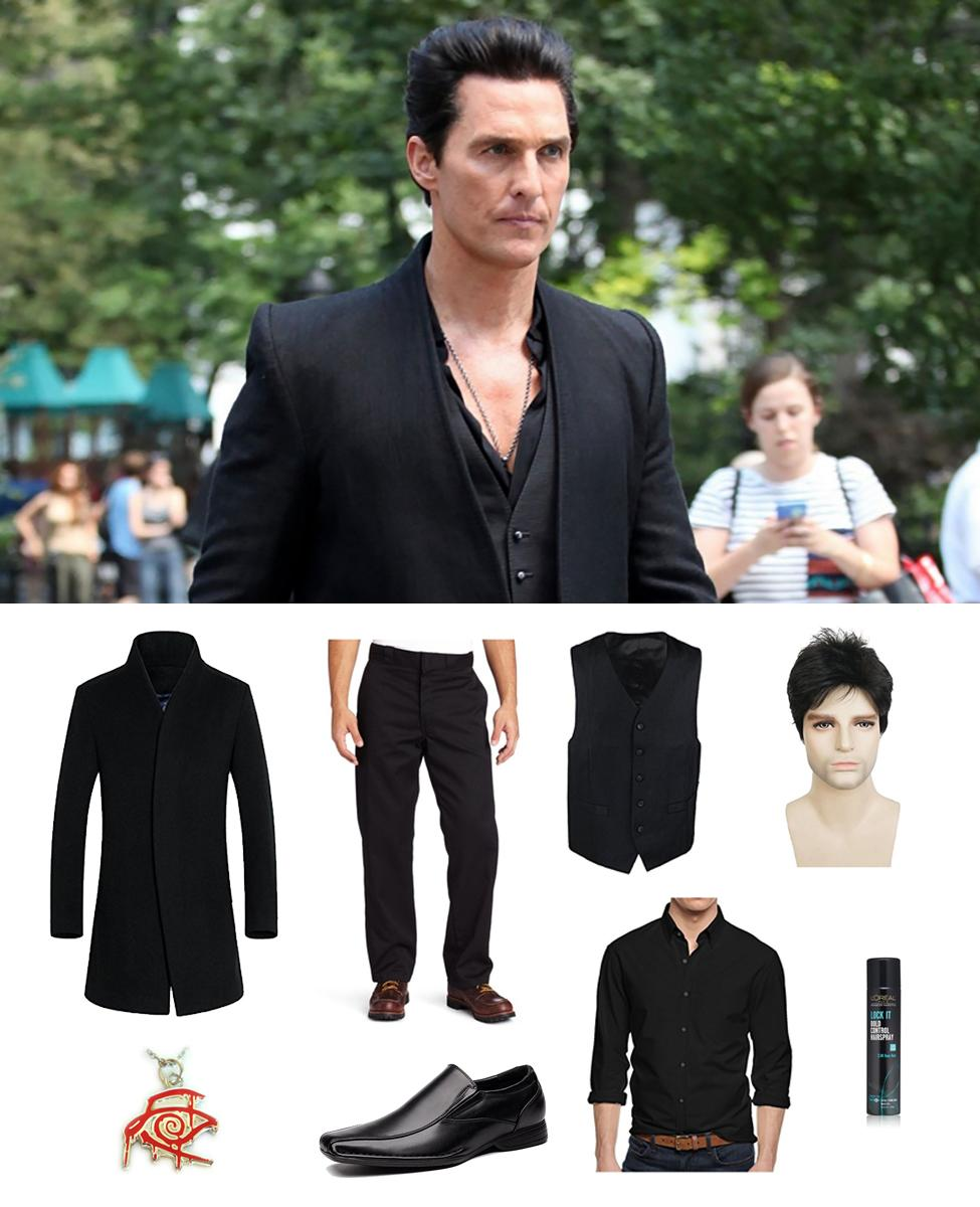 The Man in Black from the Dark Tower Cosplay Guide