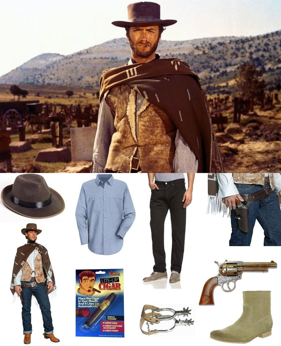 The Man With No Name Cosplay Guide