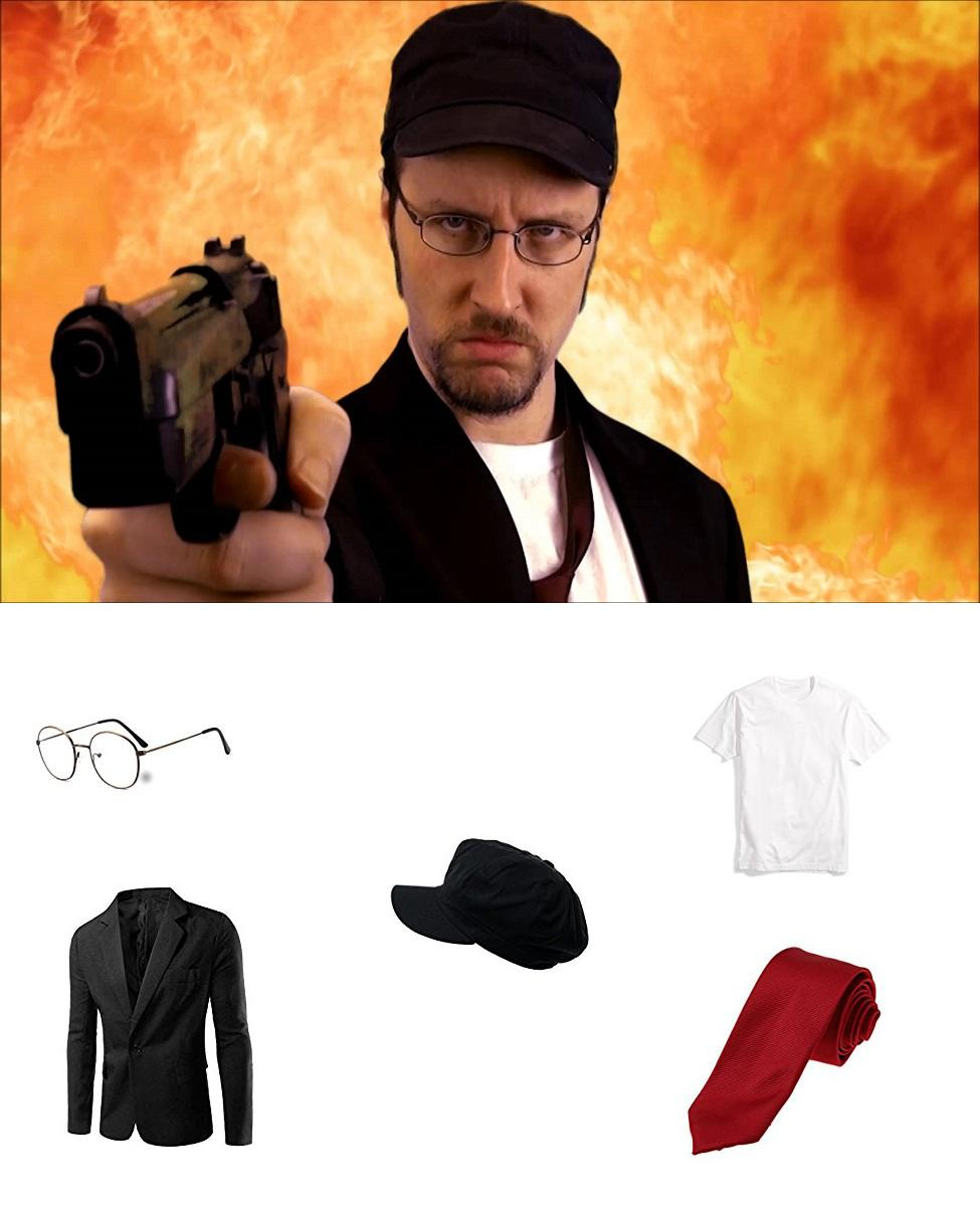 The Nostalgia Critic Cosplay Guide