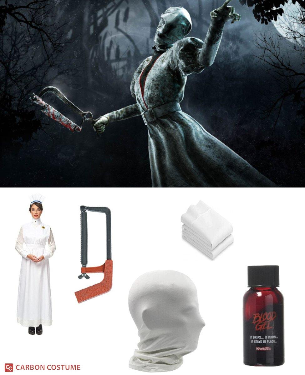 The Nurse from Dead by Daylight Cosplay Guide