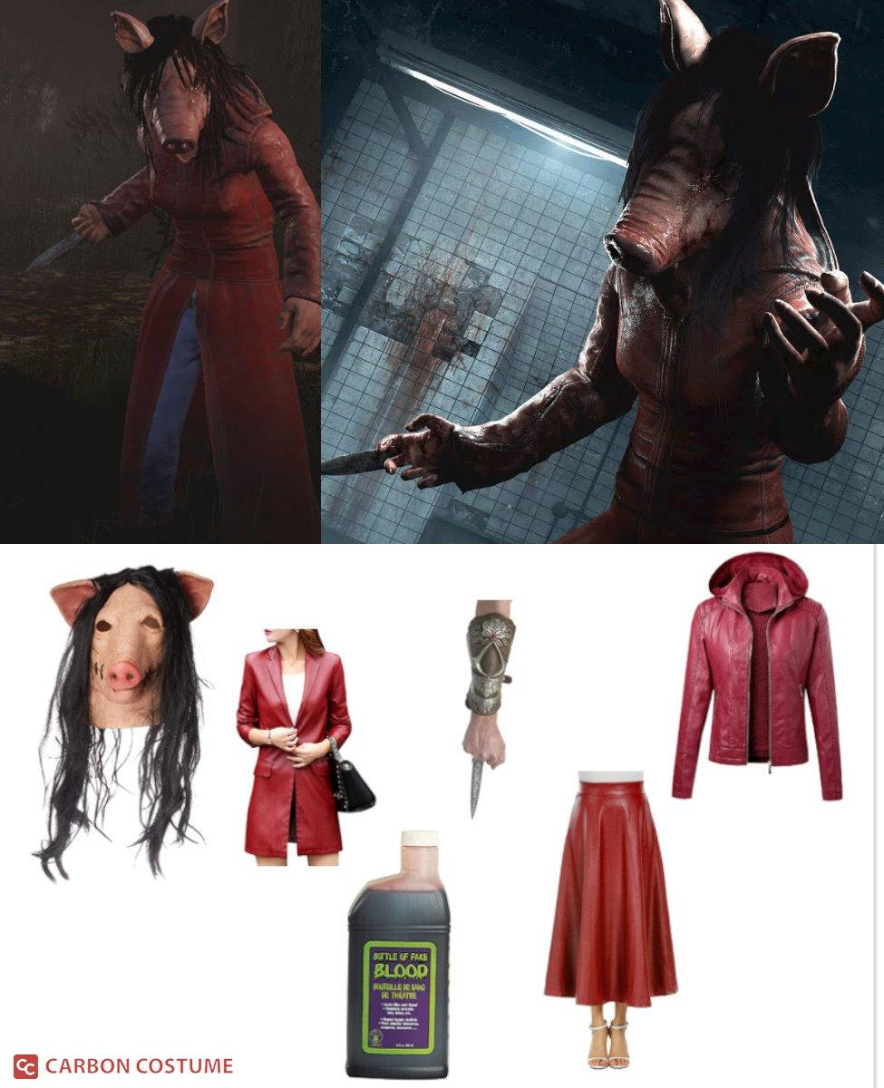 The Pig from Dead by Daylight Cosplay Guide