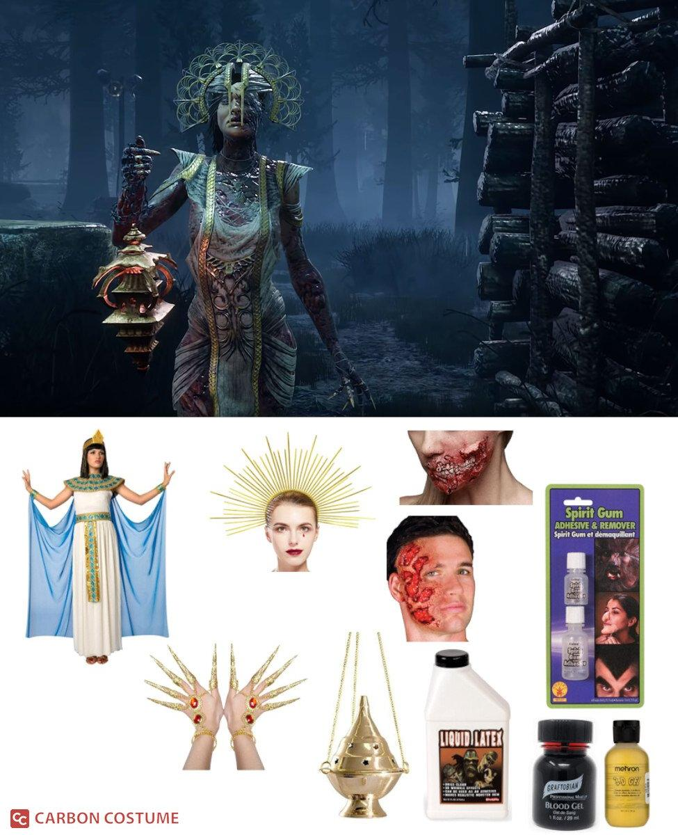 The Plague from Dead by Daylight Cosplay Guide