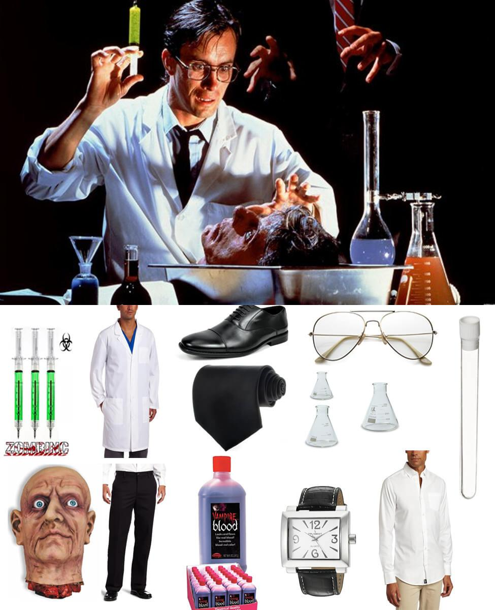 The Re-Animator Cosplay Guide