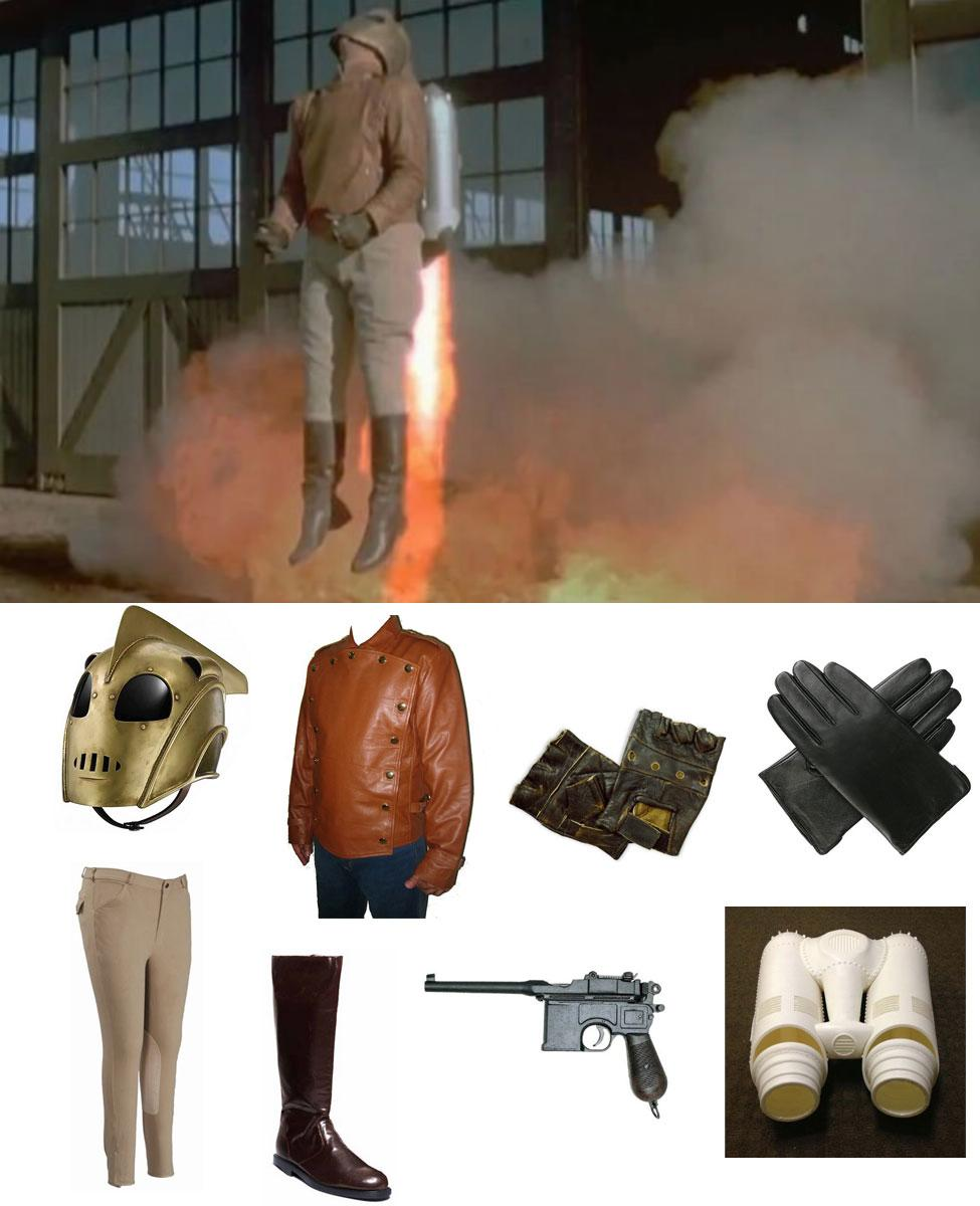 The Rocketeer Cosplay Guide