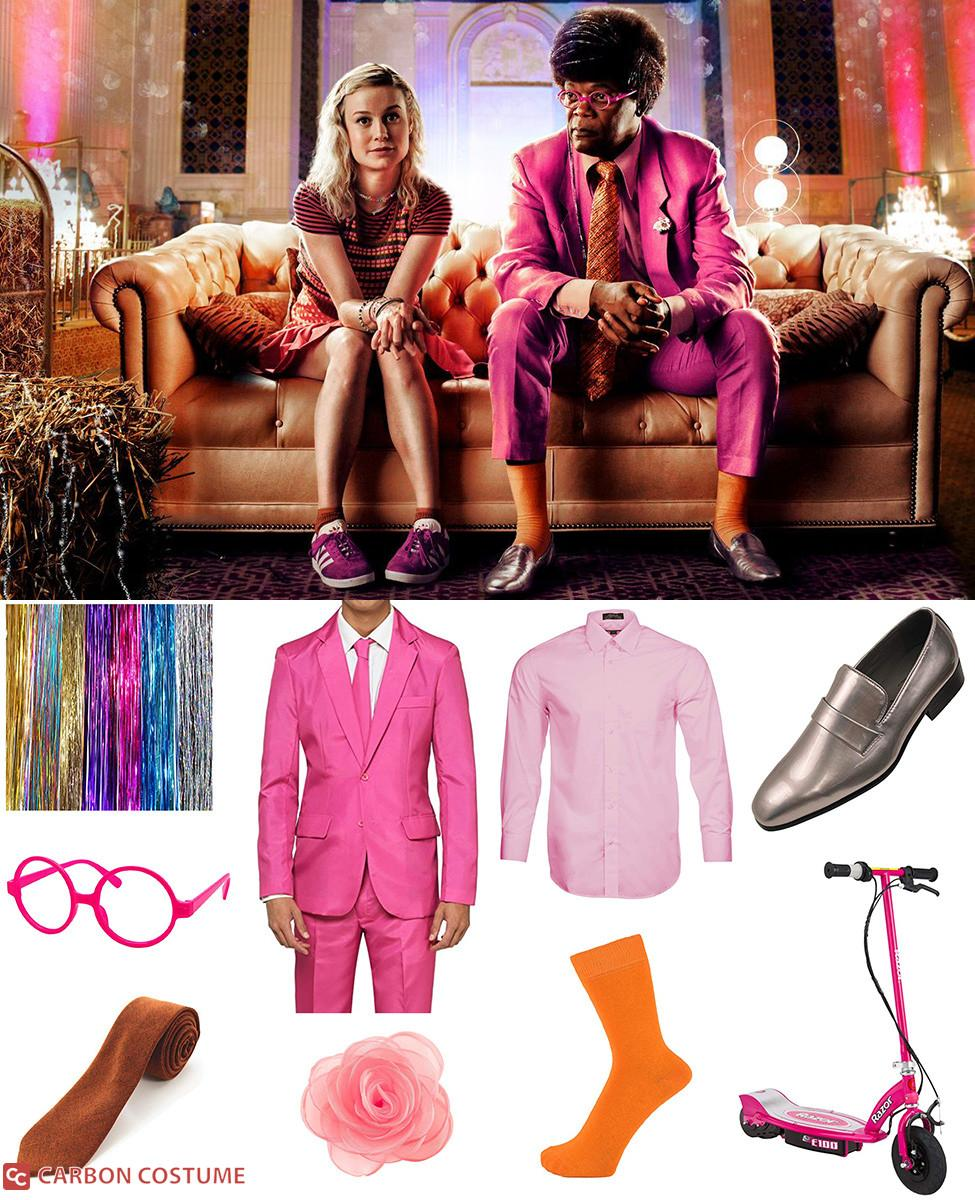 The Salesman from Unicorn Store Cosplay Guide