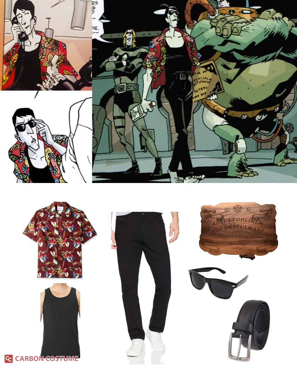 The Seance from The Umbrella Academy Cosplay Guide