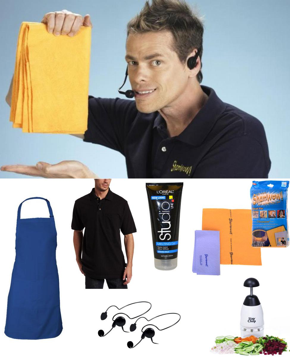 The ShamWow! Guy Cosplay Guide
