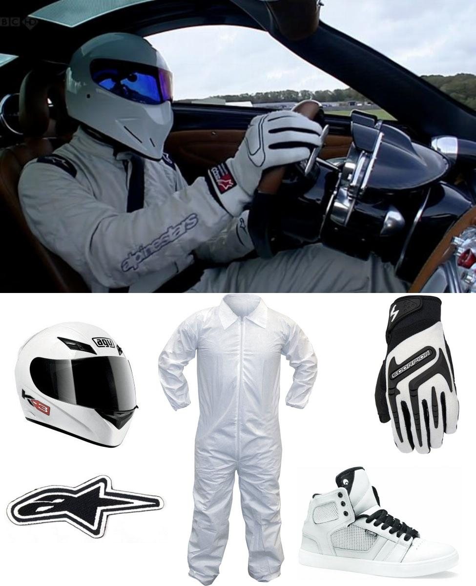 The Stig Cosplay Guide