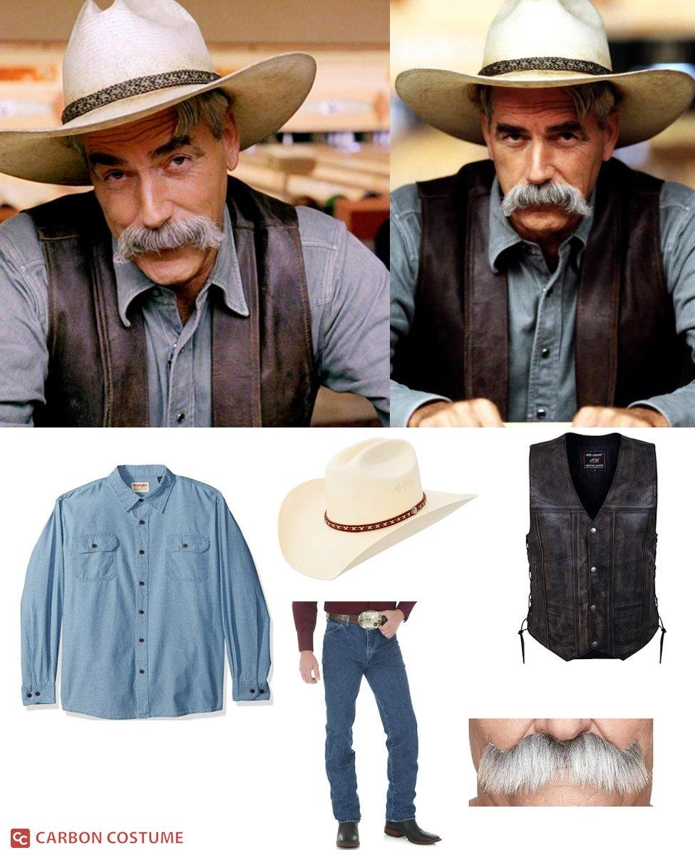 The Stranger from The Big Lebowski Cosplay Guide