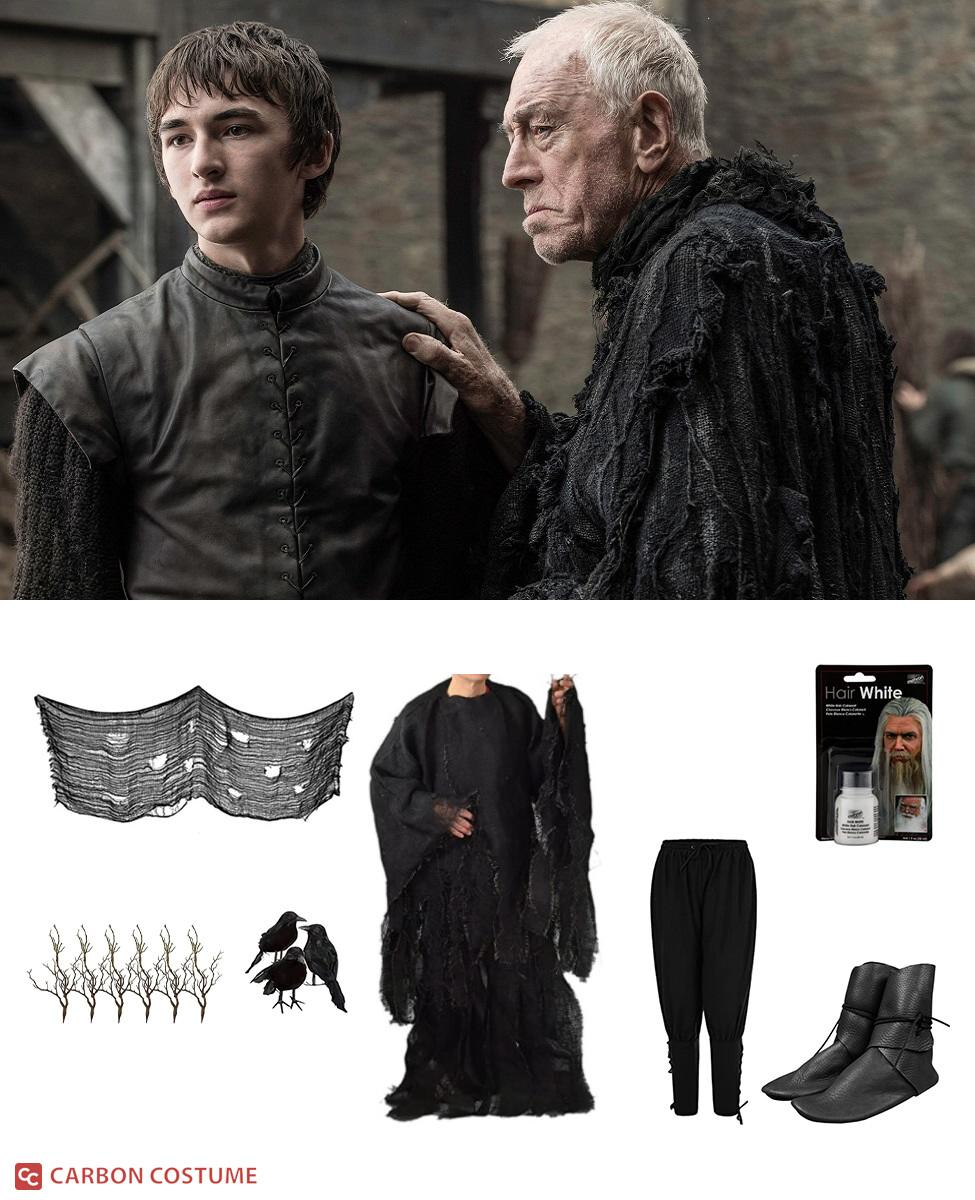 The Three-Eyed Raven from Game of Thrones Cosplay Guide