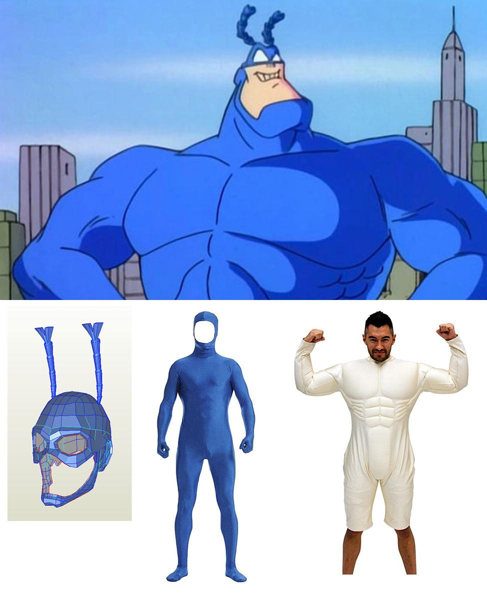 The Tick Cosplay Guide