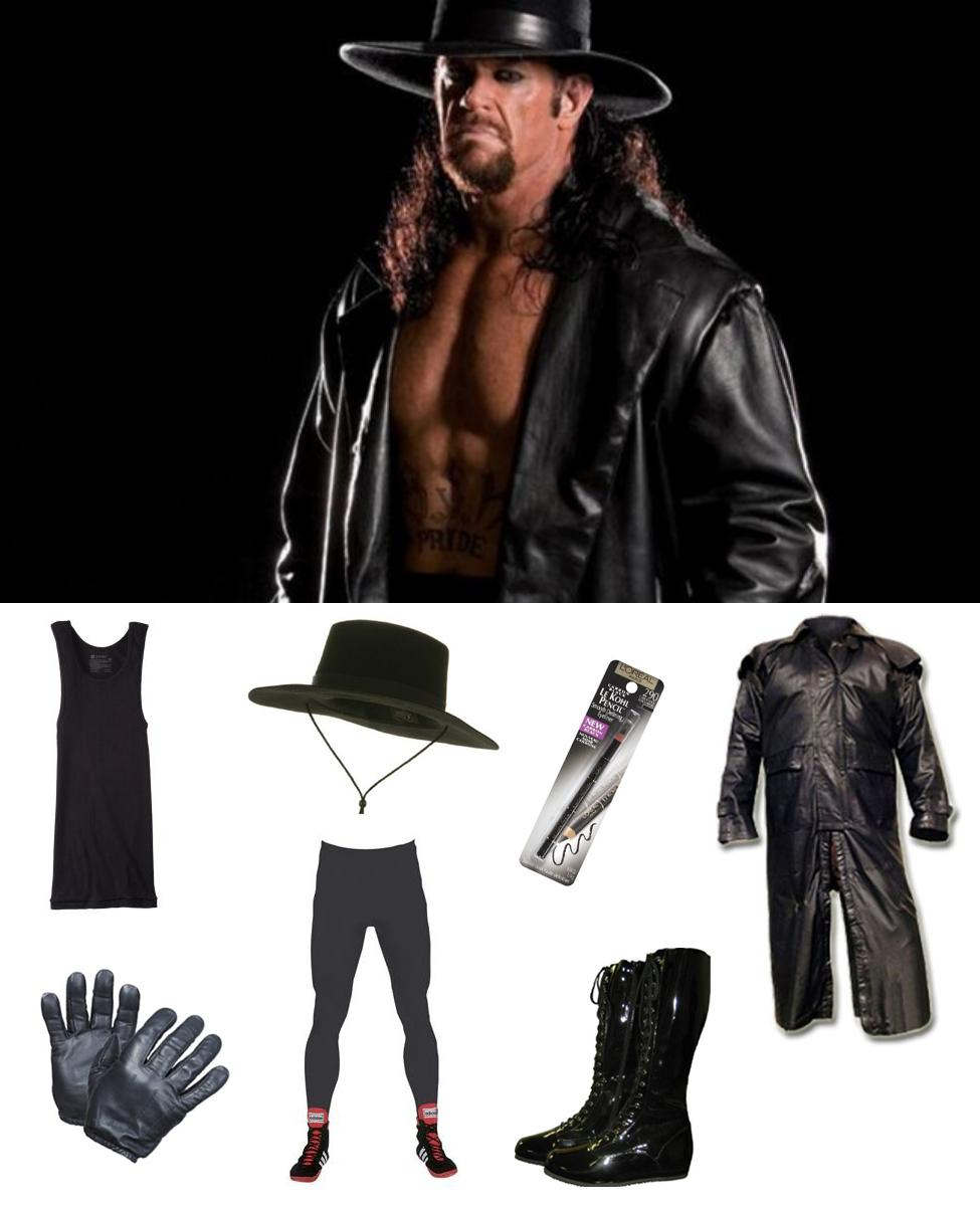The Undertaker Cosplay Guide
