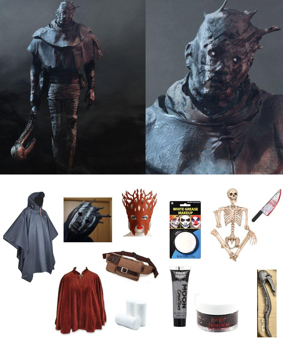 The Wraith from Dead by Daylight Cosplay Guide