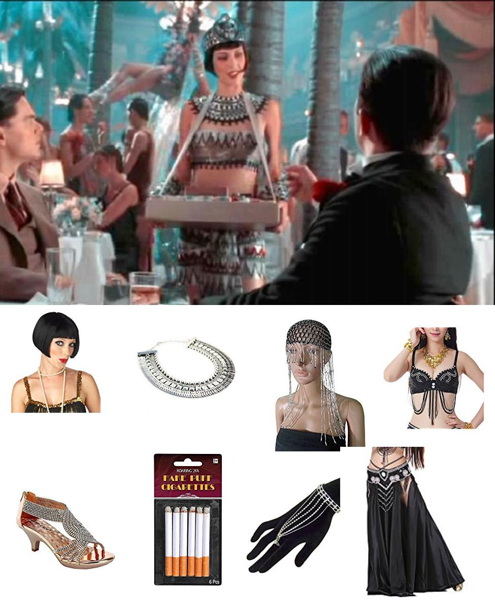 Thelma the Cigarette Girl Cosplay Guide