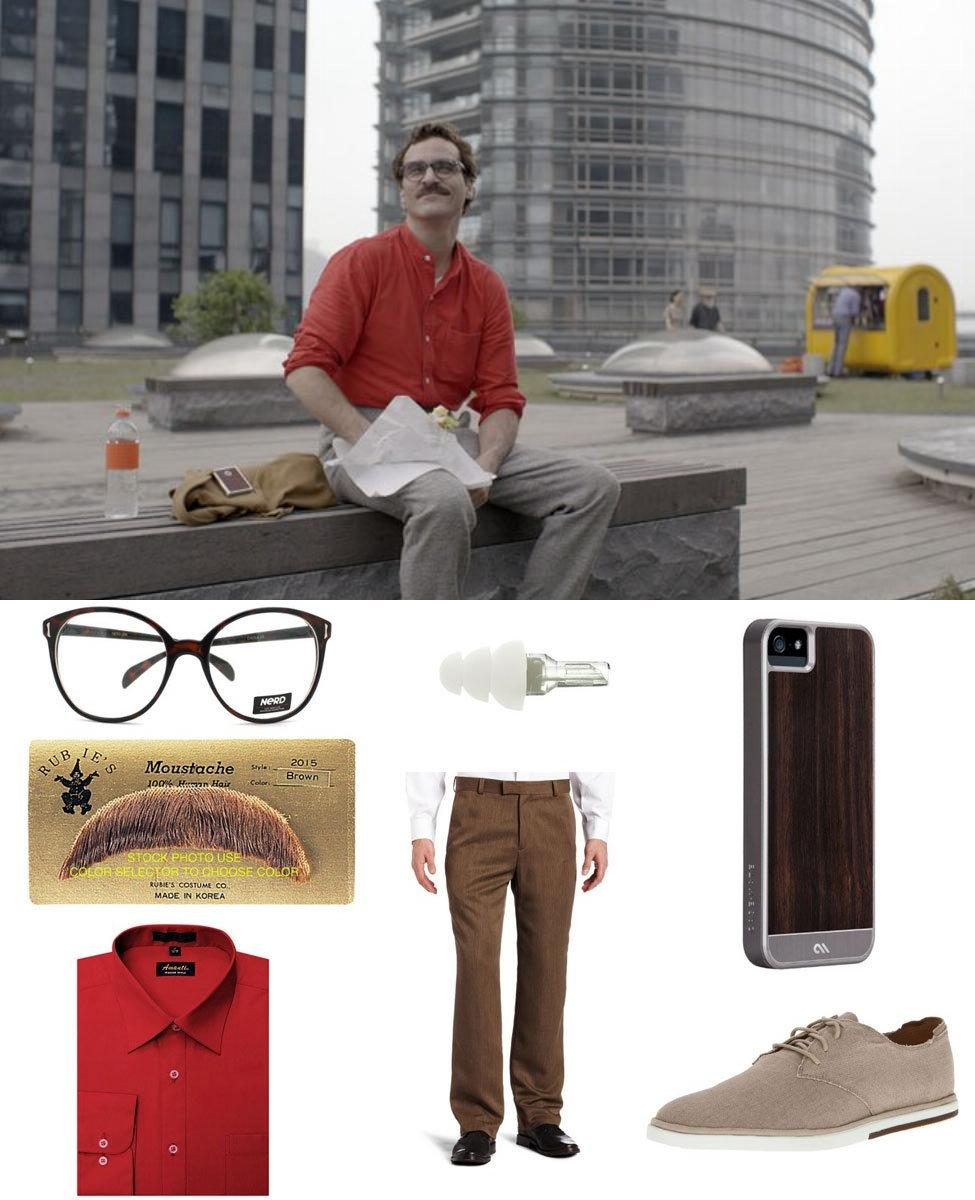 Theodore Twombly Cosplay Guide