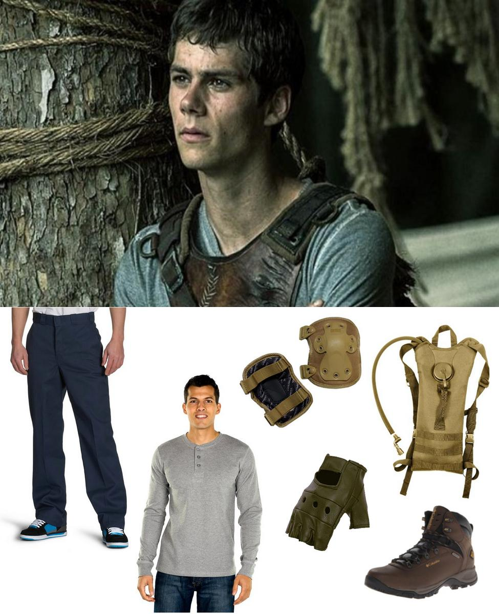 Thomas from The Maze Runner Cosplay Guide