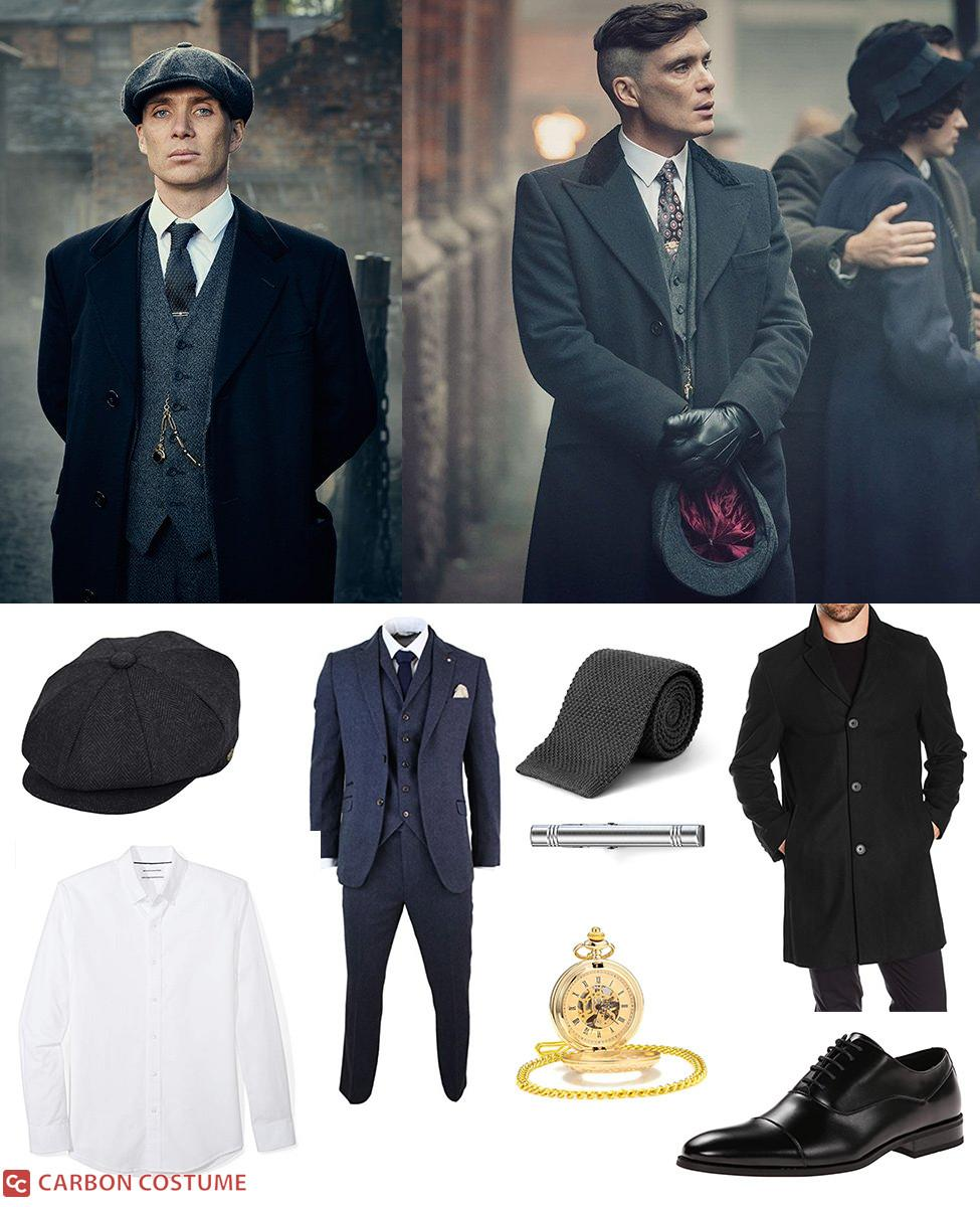 Thomas Shelby from Peaky Blinders Cosplay Guide