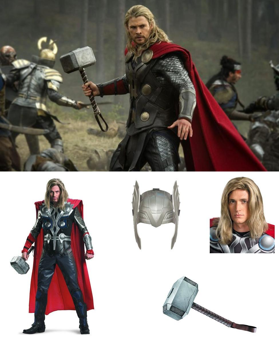 Thor Cosplay Guide