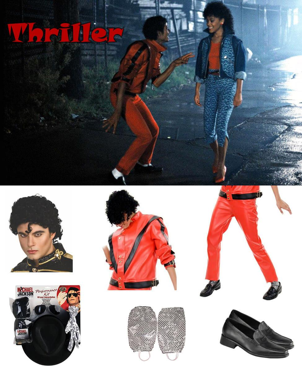 Thriller Michael Jackson Cosplay Guide
