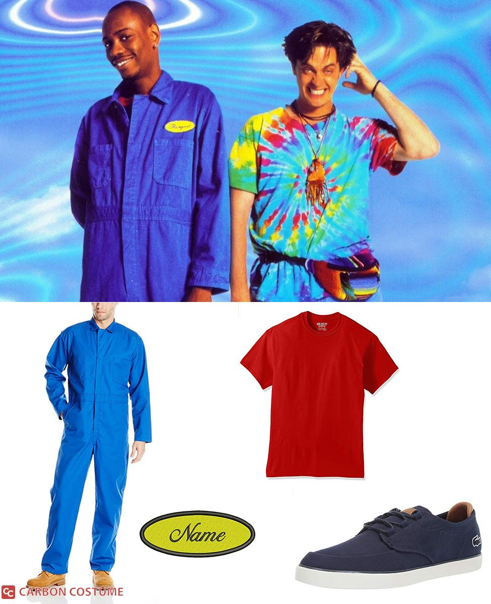 Thurgood Jenkins from Half Baked Cosplay Guide