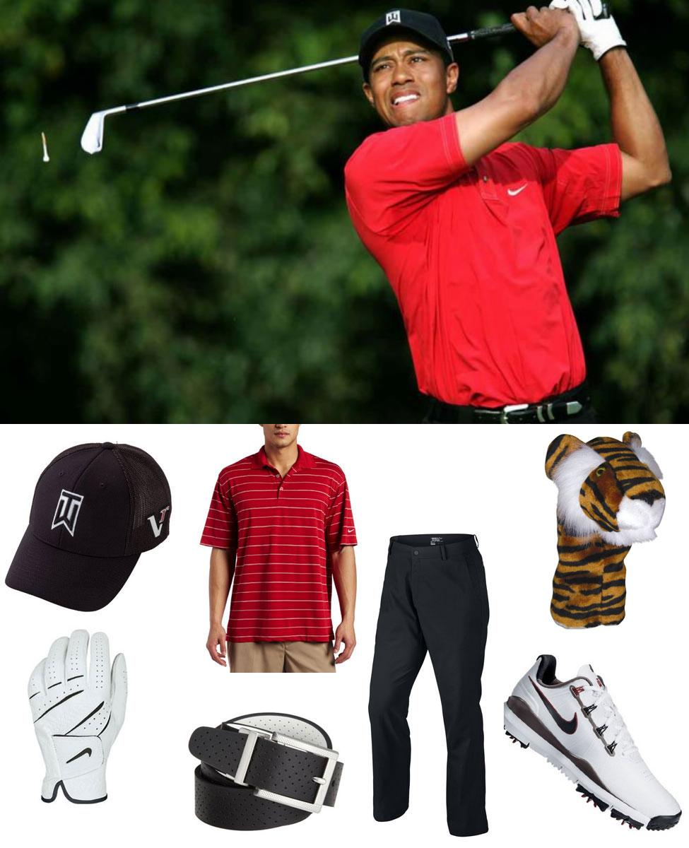 Tiger Woods Cosplay Guide