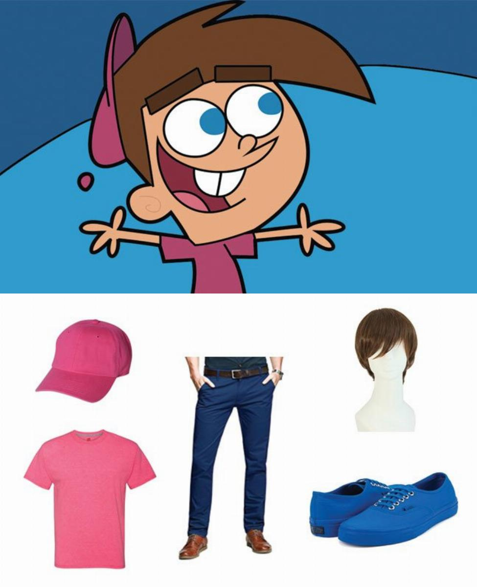 Timmy Turner Cosplay Guide