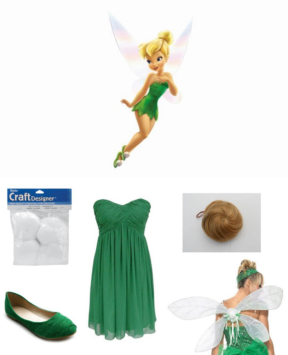 Tinker Bell Cosplay Guide