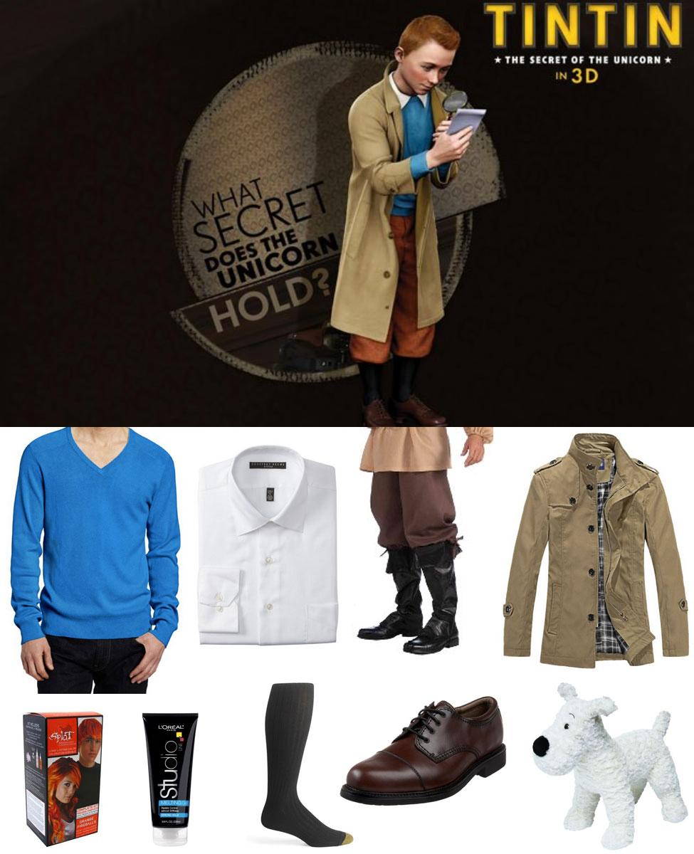 Tintin Cosplay Guide