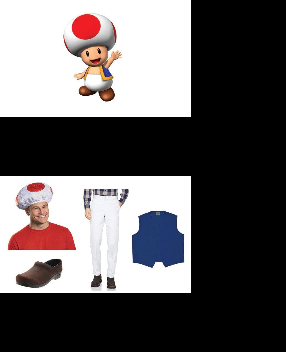 Toad Cosplay Guide