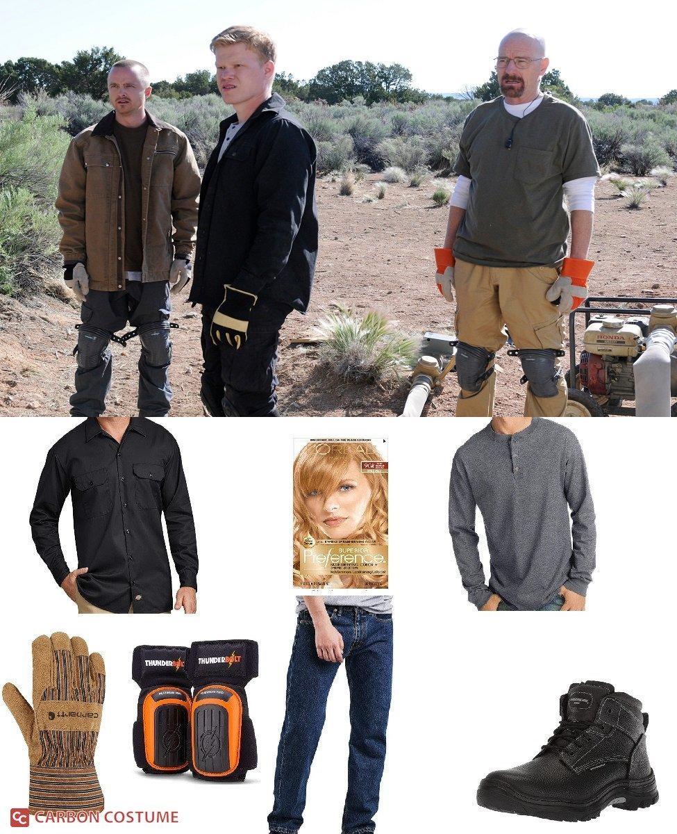 Todd Alquist from Breaking Bad Cosplay Guide