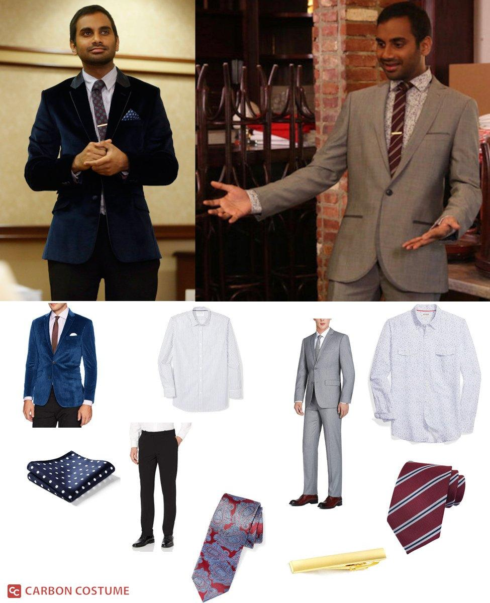 Tom Haverford from Parks and Recreation Cosplay Guide