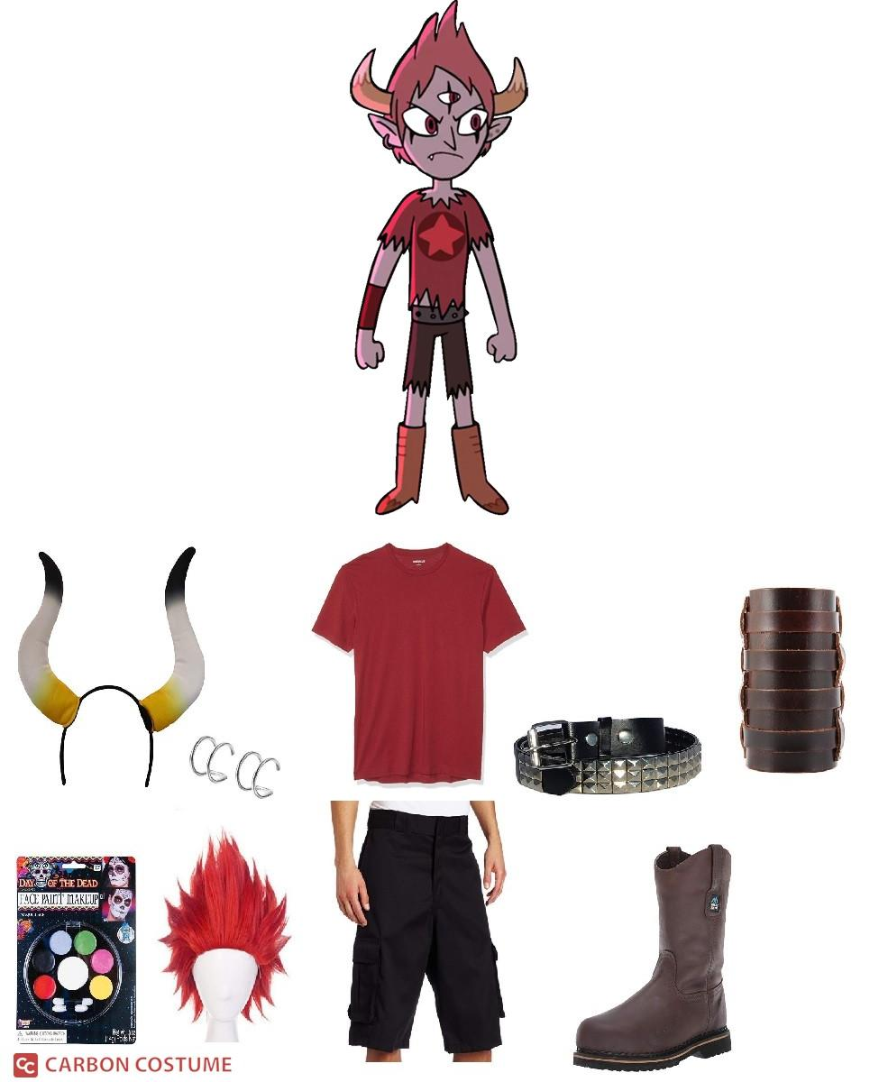 Tom Lucitor from Star vs. the Forces of Evil Cosplay Guide