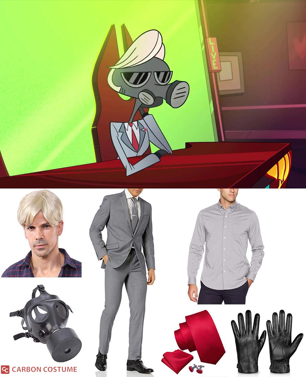 Tom Trench from Hazbin Hotel Cosplay Guide
