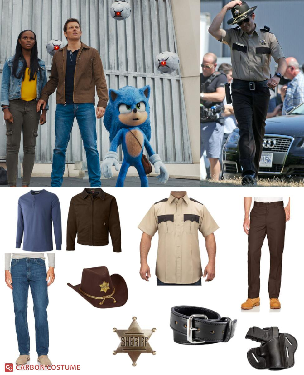 Tom Wachowski from Sonic the Hedgehog (2020) Cosplay Guide