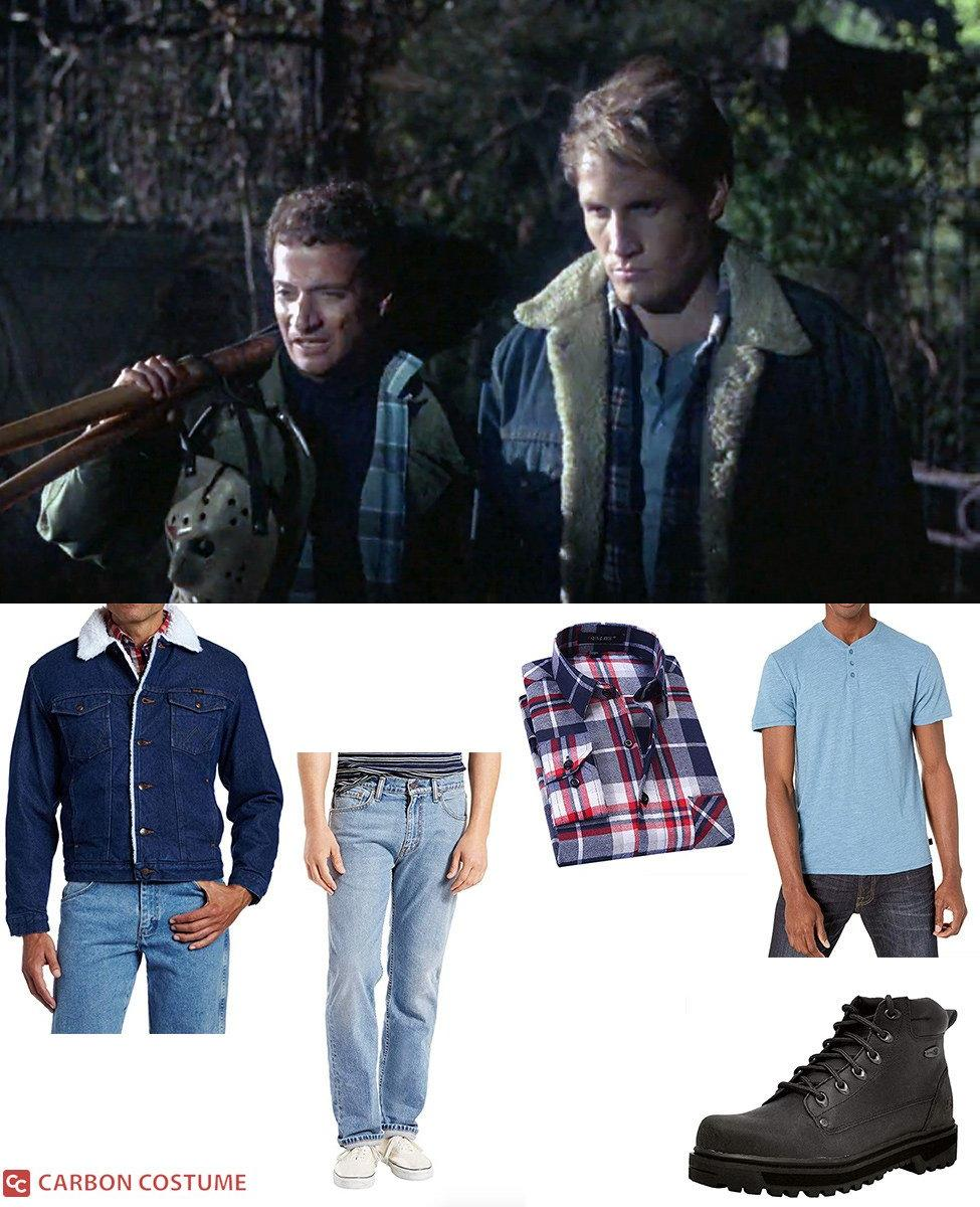 Tommy Jarvis from Friday the 13th Part VI Cosplay Guide