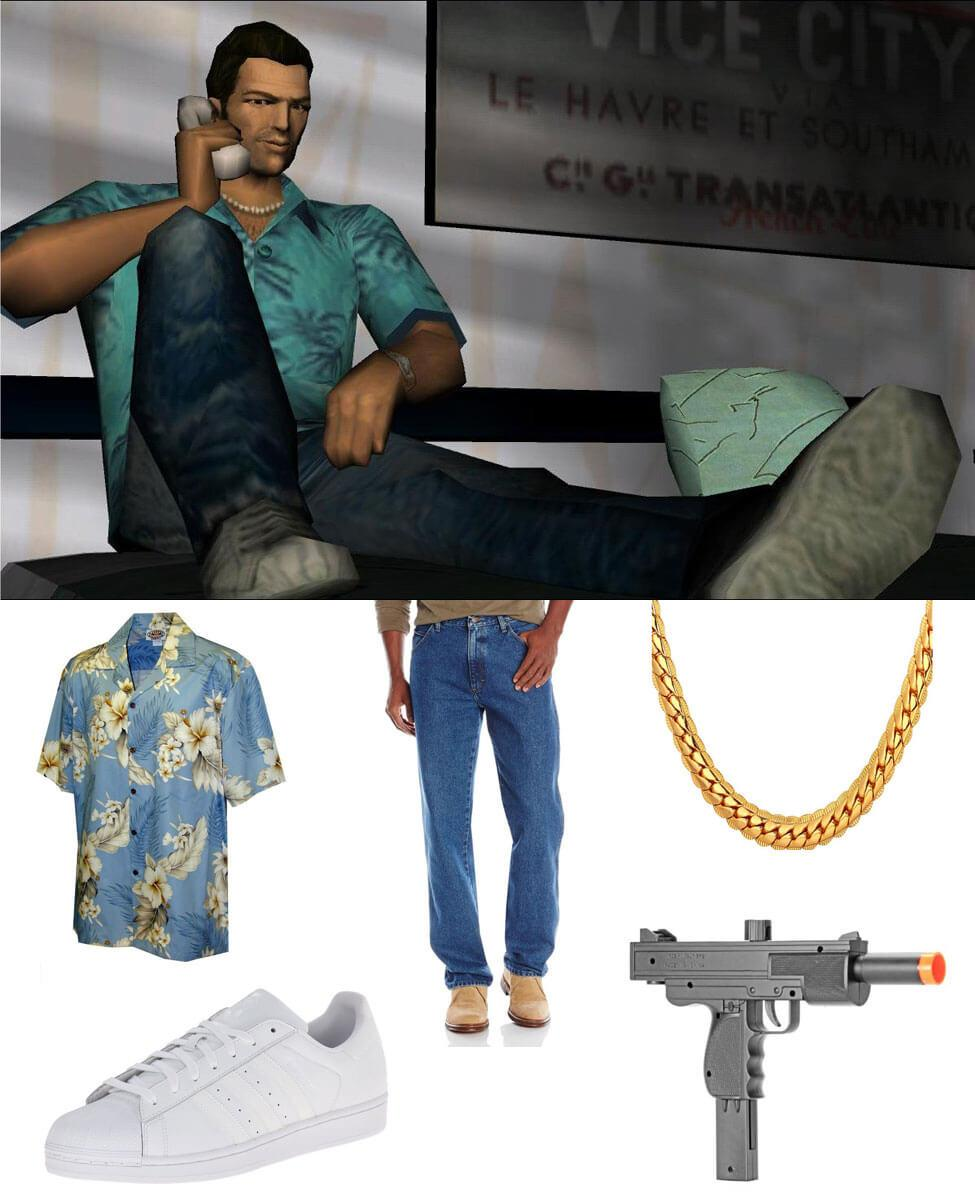 Tommy Vercetti Cosplay Guide