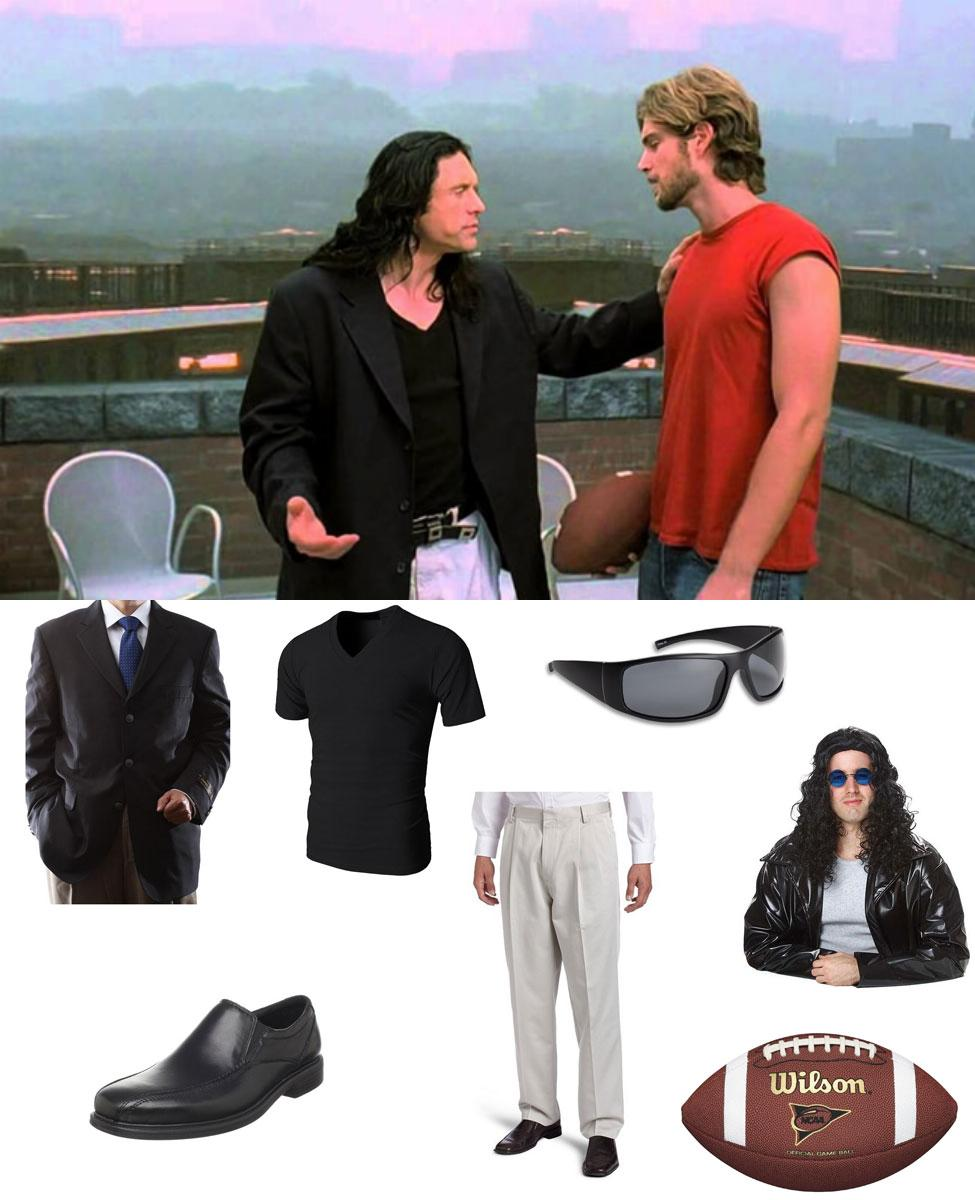Tommy Wiseau Cosplay Guide