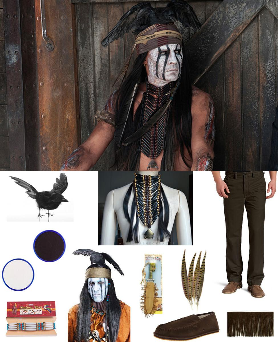 Tonto Cosplay Guide