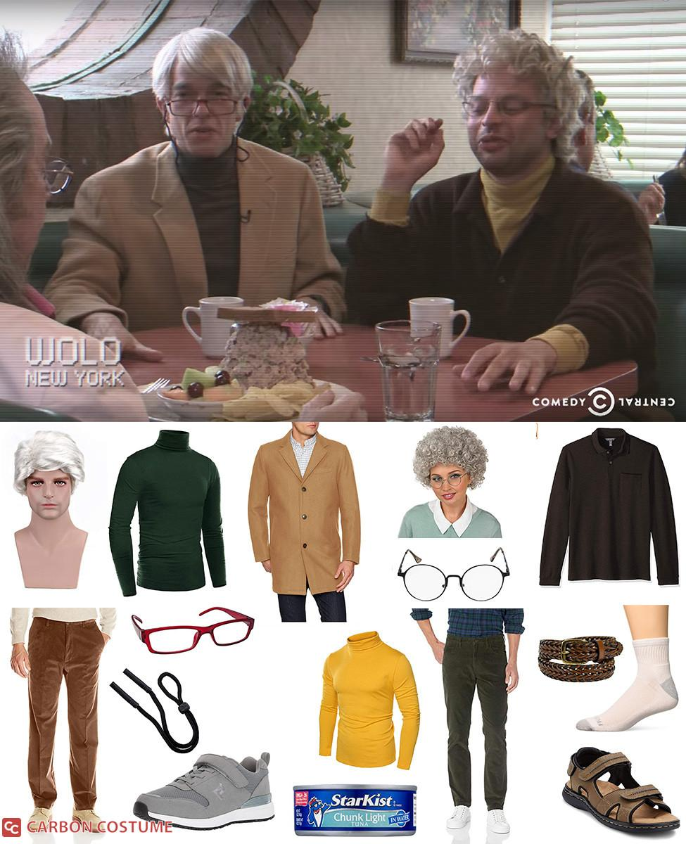 Too Much Tuna Guys from Kroll Show Cosplay Guide
