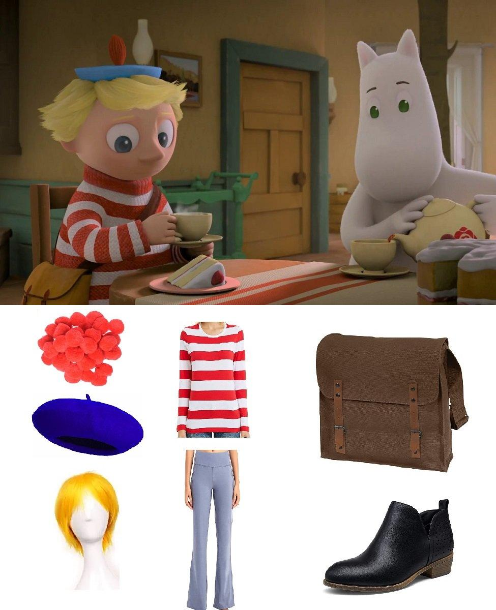 Too-Ticky from Moominvalley Cosplay Guide