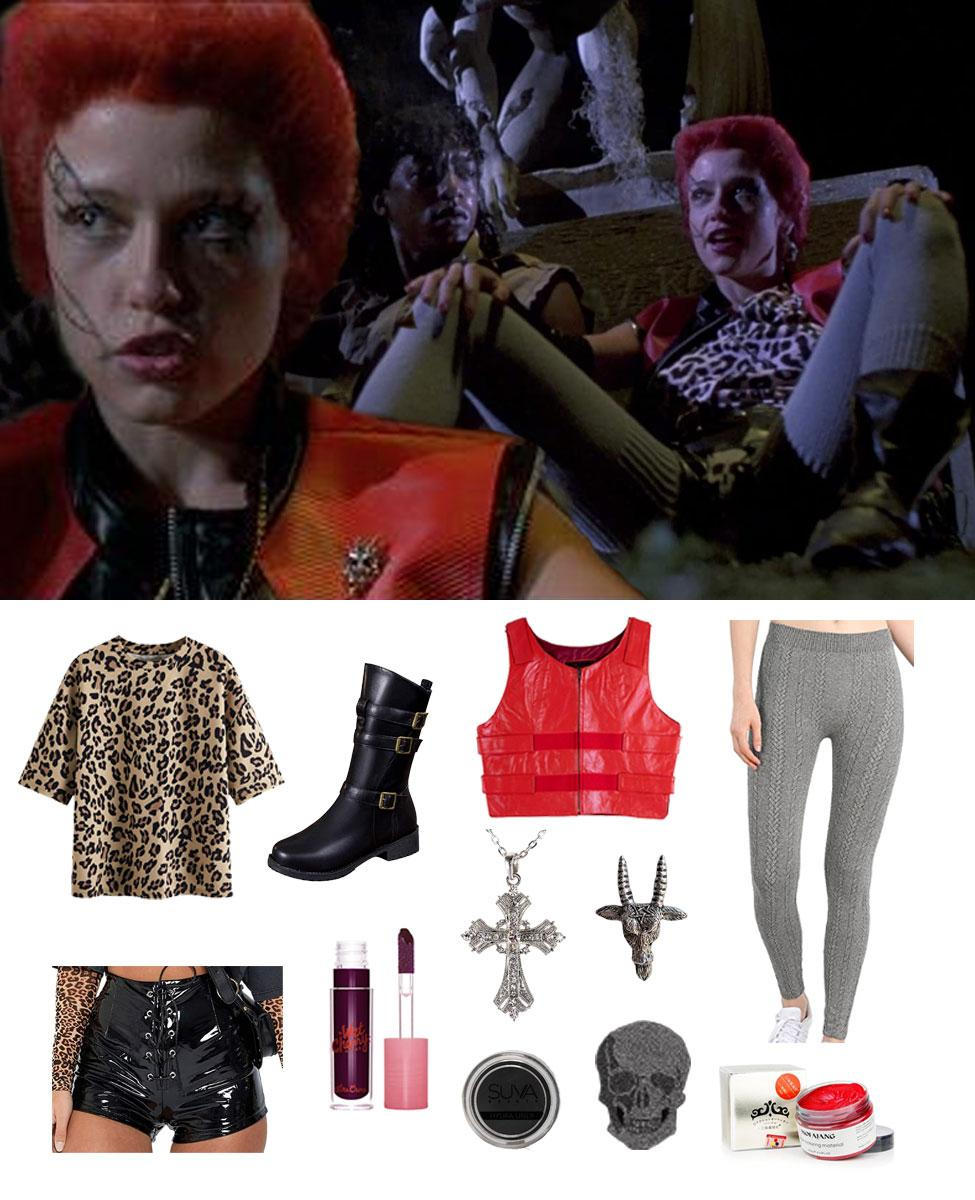 Trash from Return of the Living Dead Cosplay Guide