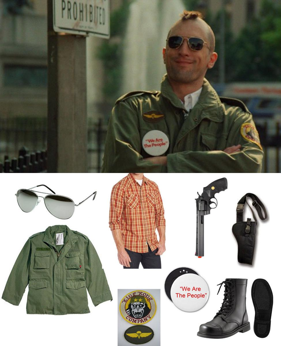 Travis Bickle Cosplay Guide