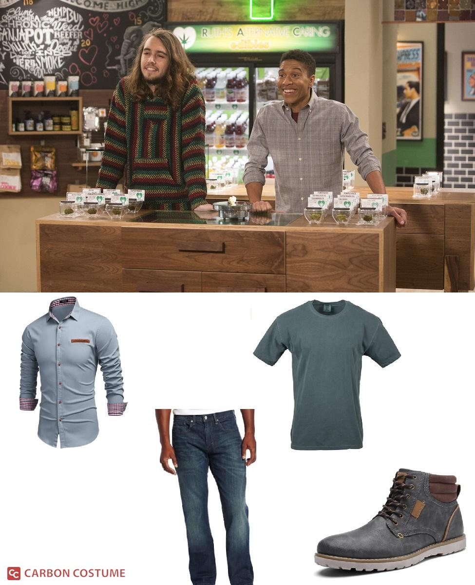 Travis from Disjointed Cosplay Guide