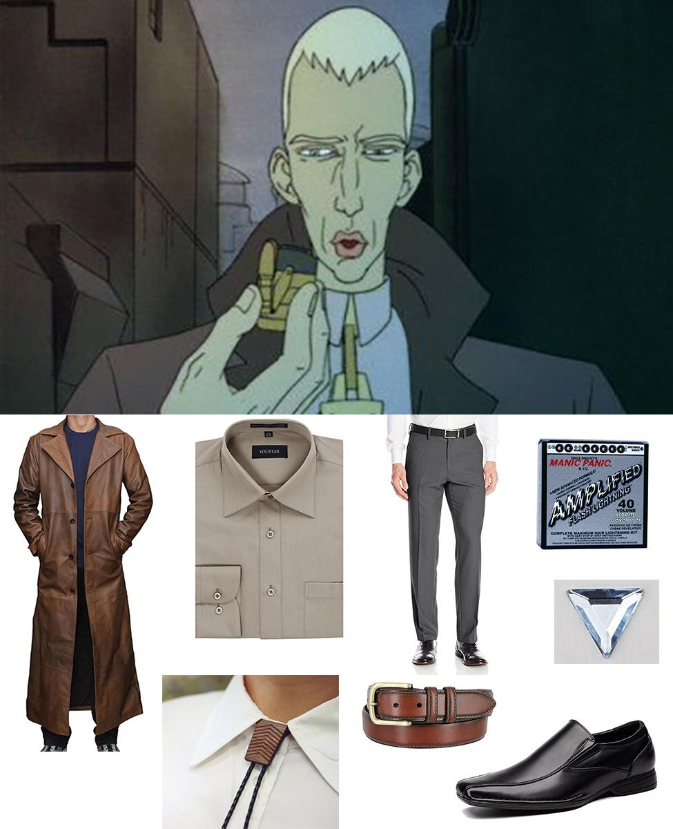 Trevor Goodchild Cosplay Guide