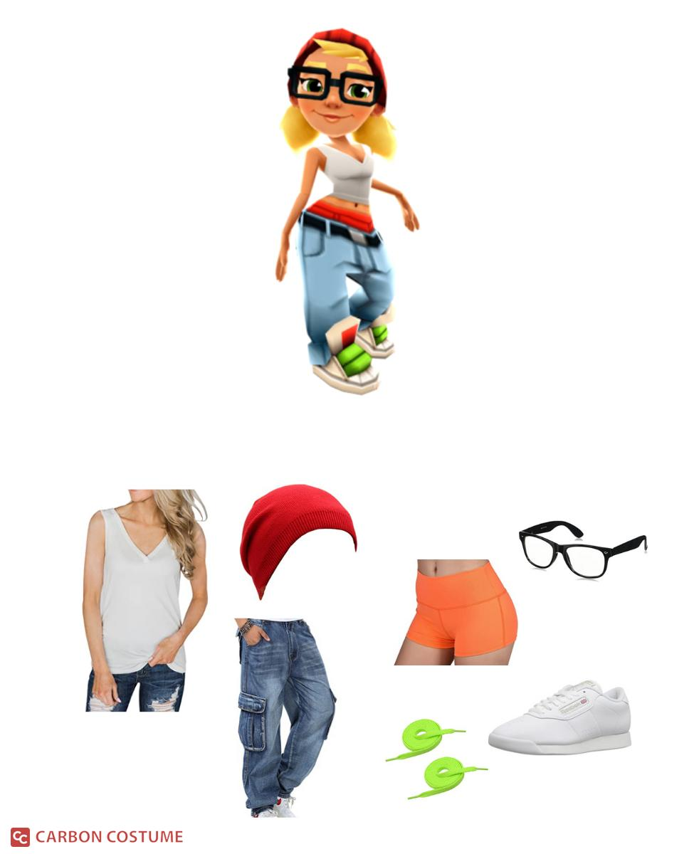 Tricky from Subway Surfers Cosplay Guide