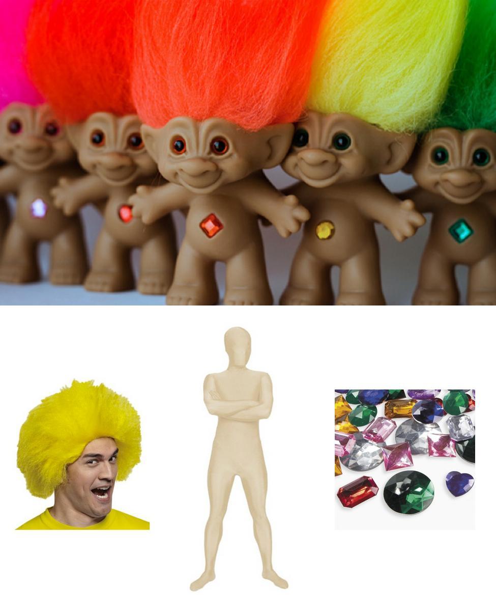 Troll Doll Cosplay Guide