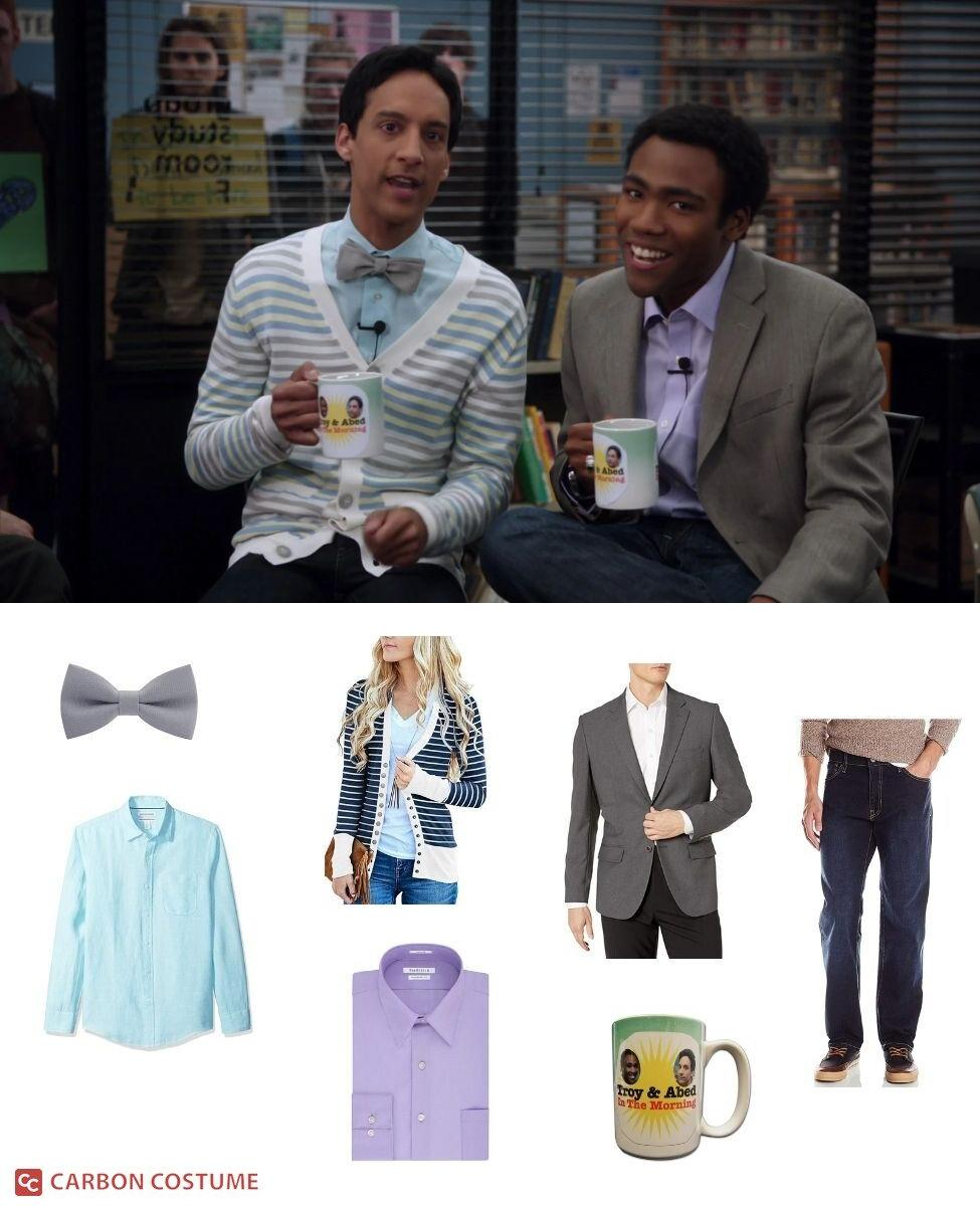 Troy and Abed in the Morning Cosplay Guide
